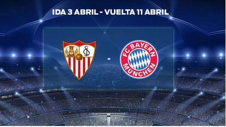 ¿Sevilla F.C. - F.C. Bayern München?