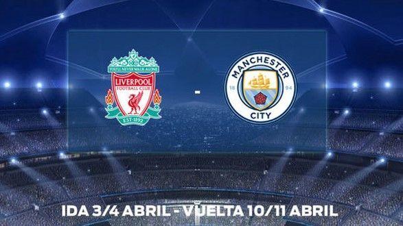 ¿ Liverpool F.C. - Manchester City F.C. ?