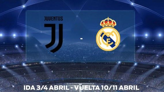 ¿ Juventus F.C - Real Madrid C.F.?