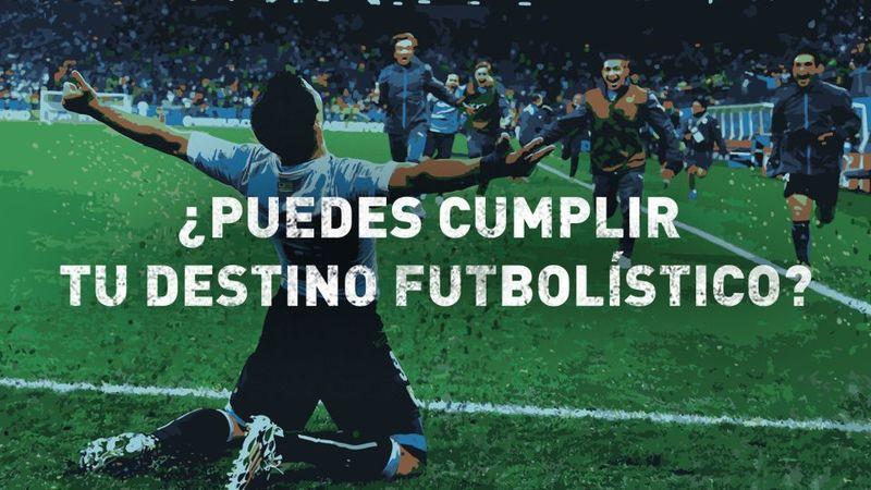 31471 - ¿Cumplirás tu sueño de triunfar en el fútbol?