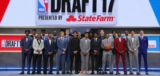 En el Draft de 2017, ¿quién fue elegido en quinta posición?