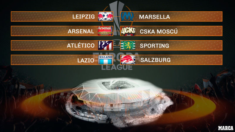 31512 - ¿Quién pasará a las semifinales de la Europa League 2017/2018?