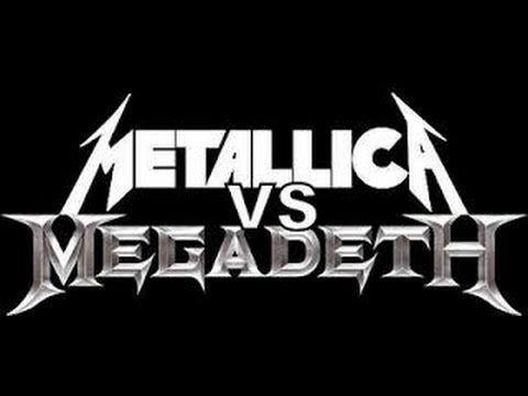 31515 - Megadeth vs Metallica