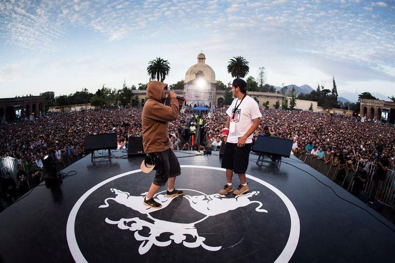 ¿Quién fue el speaker de la Internacional de Chile 2015?