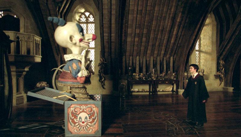¿A qué animal mágico se enfrentan en la clase de defensa contra las artes oscuras de Lupin?
