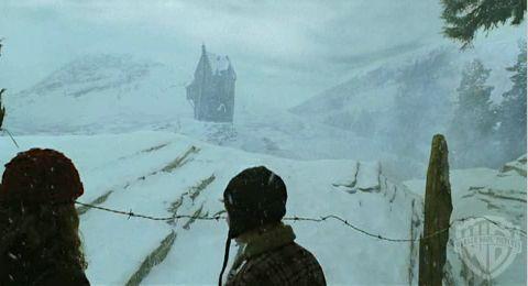 ¿Cómo se llama la casa donde Harry y Sirius se ven por primera vez?
