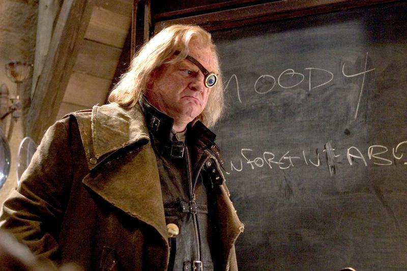 ¿Quién suplanta a Alastor Moody?