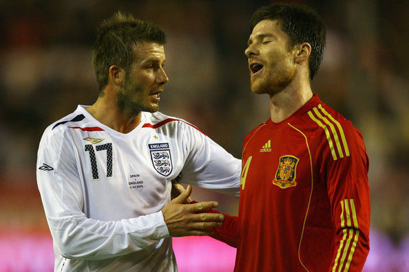 Xabi Alonso o David Beckham