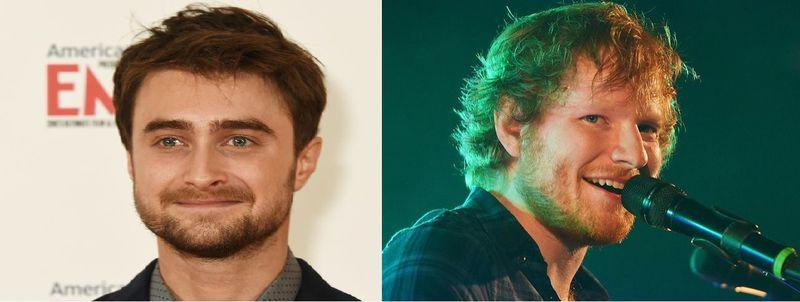 Daniel Radcliffe o Ed Sheeran