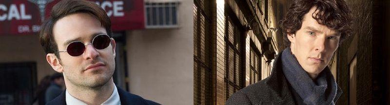 Charlie Cox o Benedict Cumberbatch
