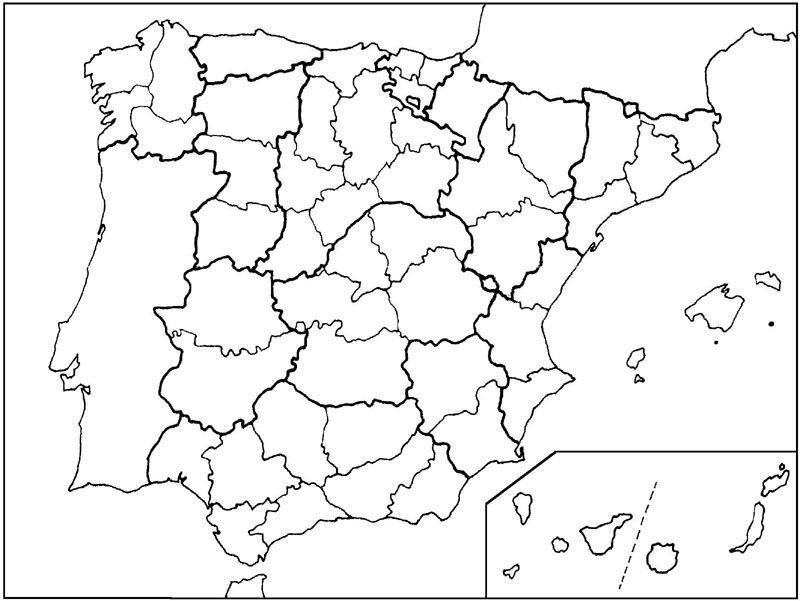 31554 - ¿Sabes cuál es la provincia que está coloreada? Parte 1