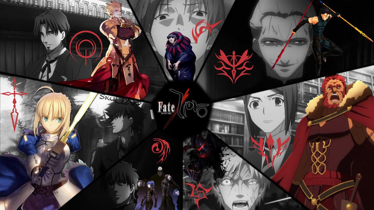 31538 - ¿Qué Servant eres de Fate/Zero?