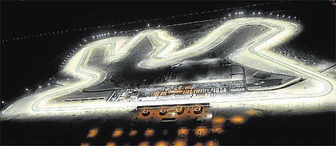 ¿En qué circuito se corre de noche en MotoGP?