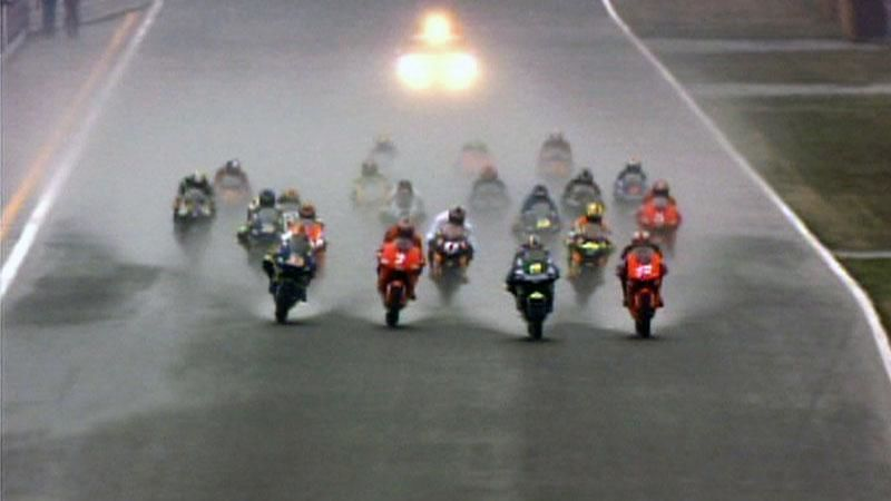Ganador del primer mundial de la era MotoGP.