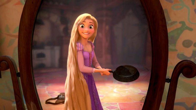 ¿Quién fue la afortunada que prestó su voz a Rapunzel en la versión original?