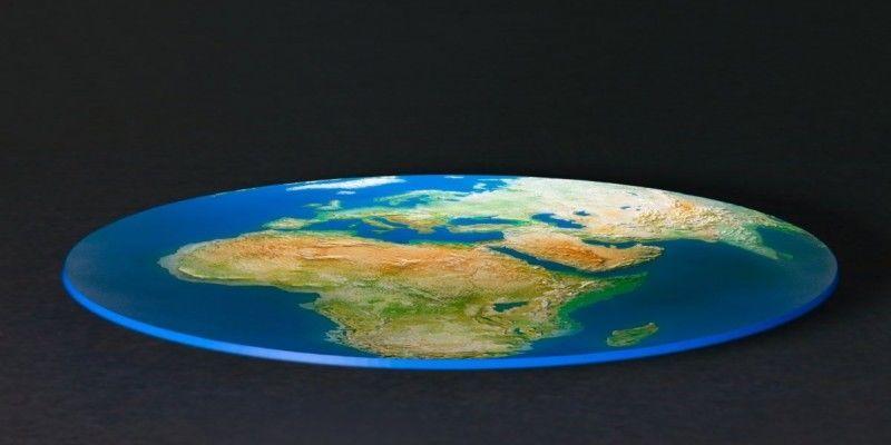 ¿Qué jugador dijo que la tierra era plana?
