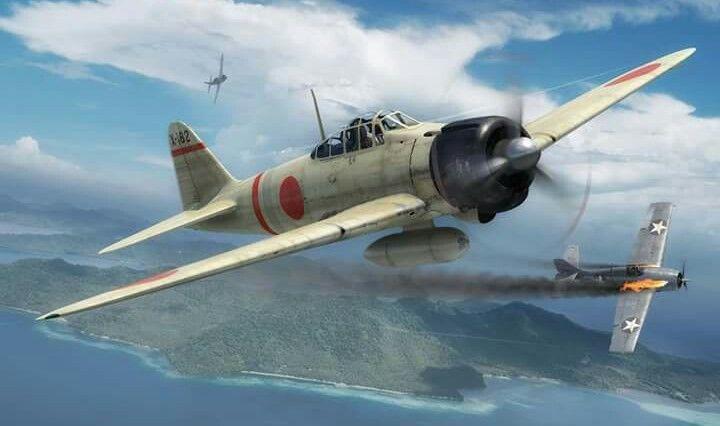 Es un caza que reinó los cielos en los primeros 3 años de la guerra. ¿Cuál es?