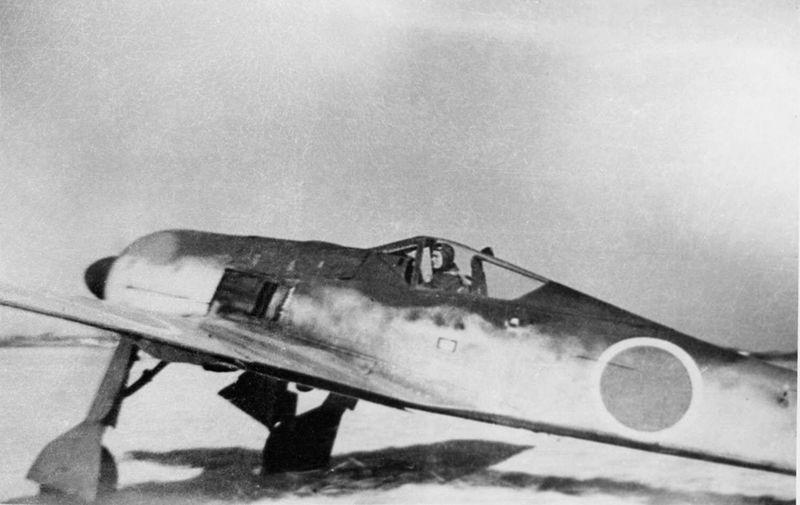 ¿Reconoces qué avión es? ¿Y por quién fue usado?