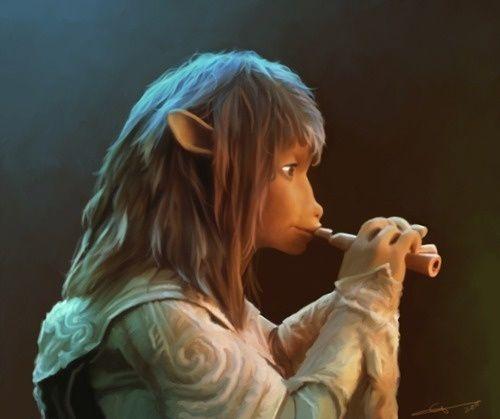 El protagonista de la historia es Jen, el último de los Gelflings. Este habita con...