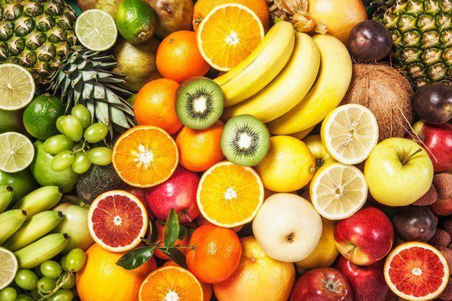 ¿Cuantas piezas de fruta comes al día, de media?
