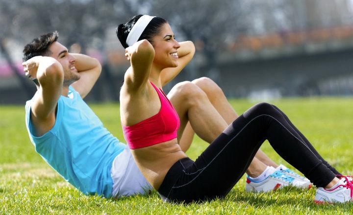 ¿Y si la recomendación sería hacer ejercicio (o más ejercicio)?