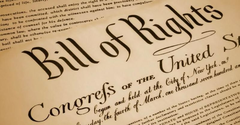 ¿Cuántas enmiendas tienen la constitución?