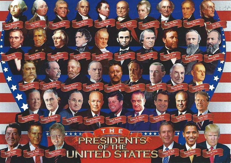 ¿Quién era presidente durante la I Guerra Mundial?