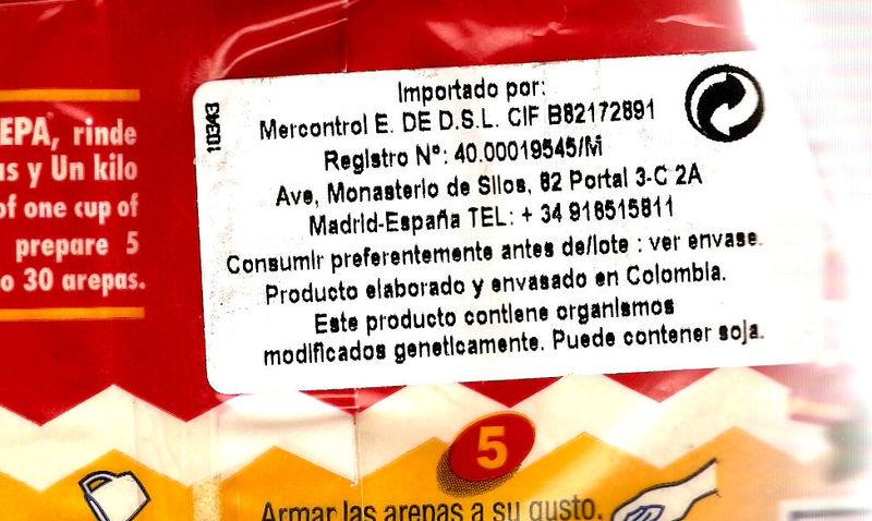 ¿Lees las etiquetas de los alimentos que consumes?