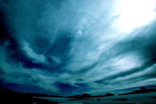 ¿Qué utilizaron los dioses para crear el cielo?