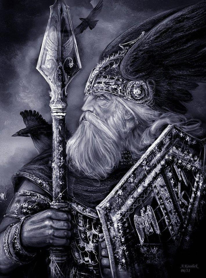 ¿Cuál característica tiene Gungnir, la lanza de Odín