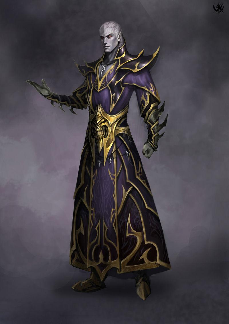 ¿Por qué nombre se les llama también a los elfos oscuros en la mitología nórdica?