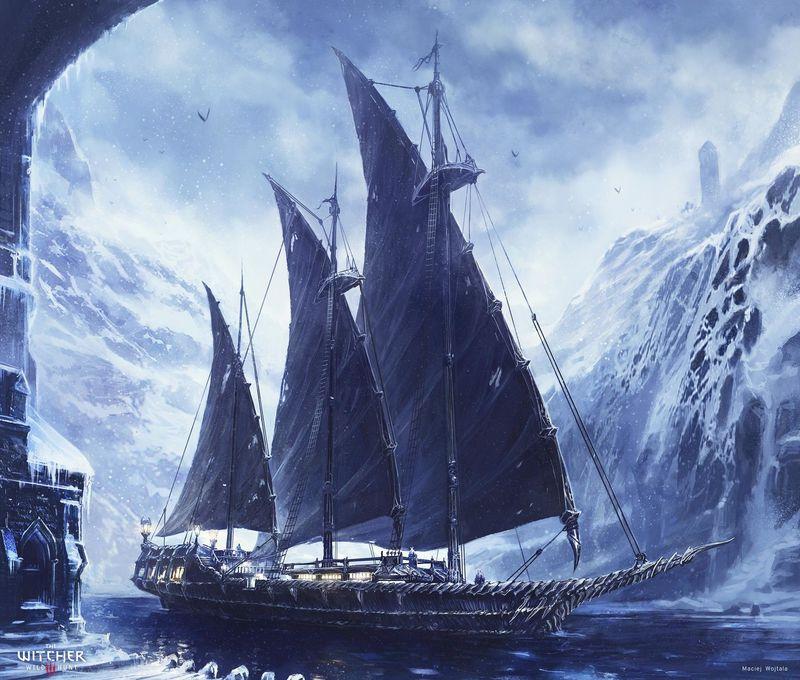 ¿De qué esta hecha la espantosa nave; Naglfar?