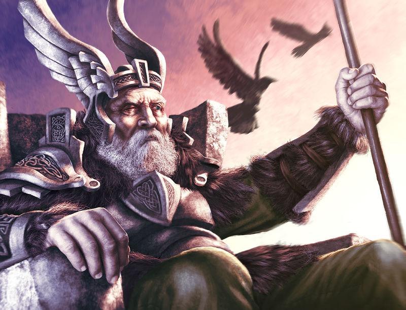 ¿Qué rasgo más visible tiene Sleipnir, el caballo de Odín?