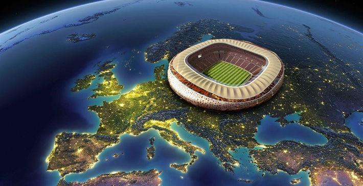 31724 - ¿Te atreves con la vista aérea de estos estadios?