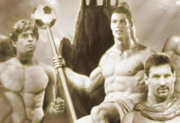 31725 - Leyenda del fútbol. ¿Con quién te quedas?