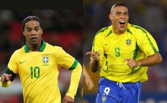 Hablando de Brasileños que no juegan precisamente mal... ¿El