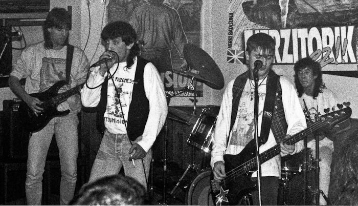 A qué grupo de punk español me estoy refiriendo cuando hablo del álbum Arde Ribera?
