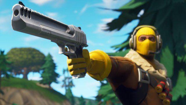 ¿Cuál de estas armas quita más de headshot?