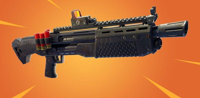 ¿Cuánto daño hace la escopeta pesada legendaria en el cuerpo?