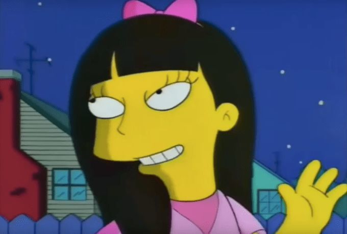 ¿Cuál es el nombre de la hija del reverendo Lovejoy?