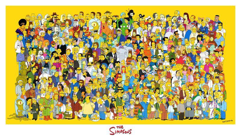 ¿Qué famoso nunca ha estado en 'Los Simpson'?