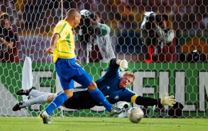 Ésta de el Gordo en el Mundial de 2002