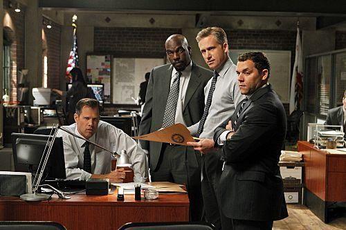 ¿De qué temporada es el episodio agenda roja?