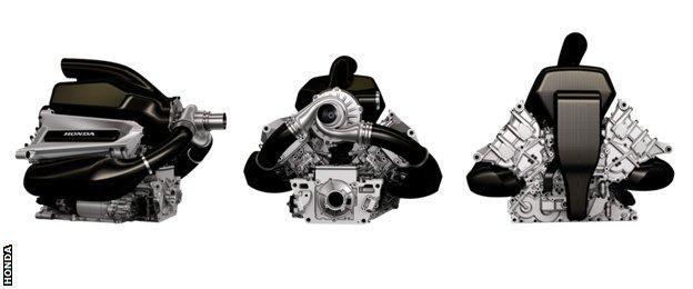 Empecemos con una fácil. ¿Qué tipo/disposición de motor tienen los monoplazas desde 2014?