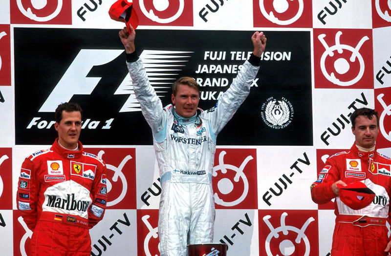 ¿Cuántos pilotos han ganado el mundial desde el año 2000?