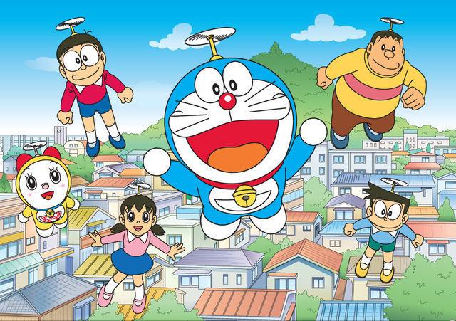 ¿Qué versión del primer opening de Doraemon es la que más has escuchado?