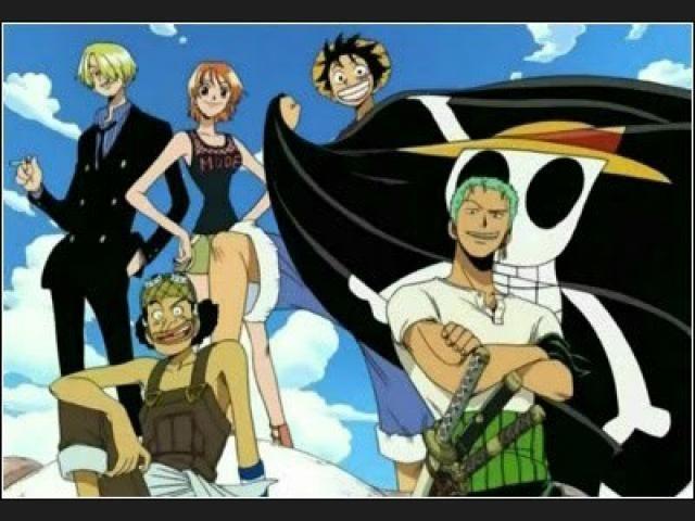 ¿Qué versión del primer opening de One Piece es la que más has escuchado?