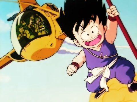 ¿Qué versión del primer opening de Dragon Ball es la que más has escuchado?