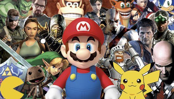 31904 - Personajes de videojuegos