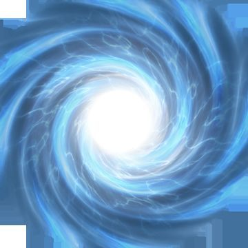 Atención. Estás en tu habitación, aparece un portal azul de la nada y un hombre vestido de negro sale de él ¿Que haces?